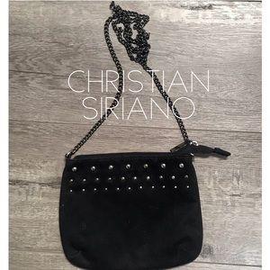 Christian Siriano Chain Clutch